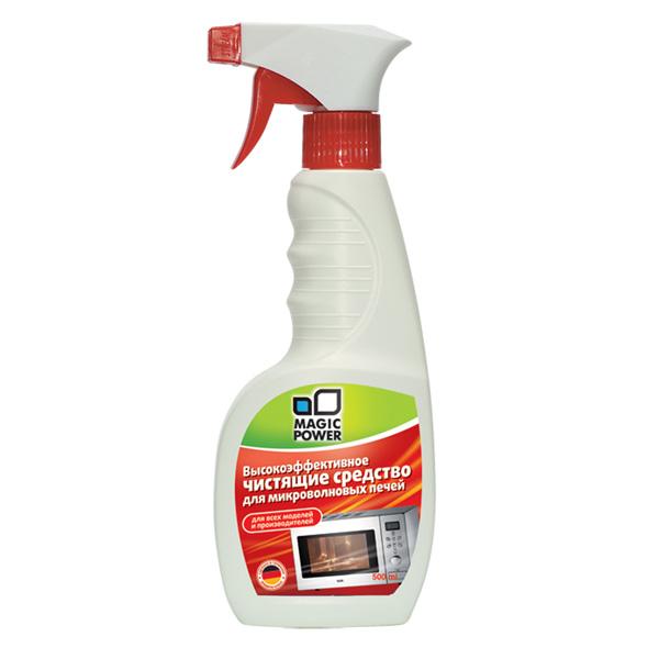 Высокооэффективное чистящее средство для микроволновых печей, 500 мл.МР-010