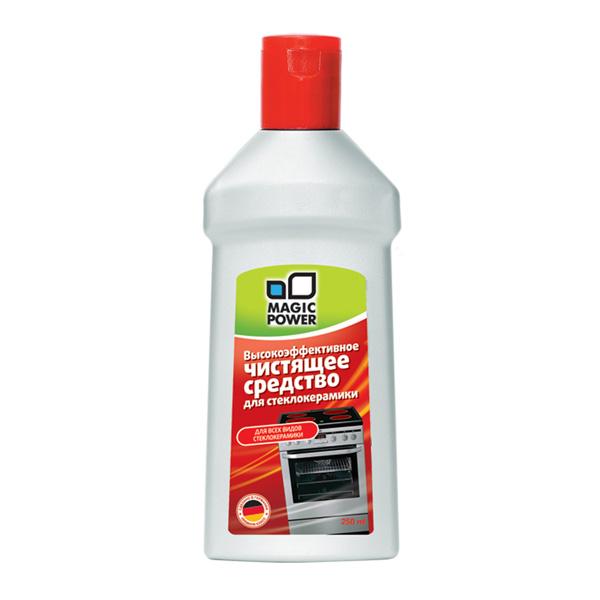 Высокоэффективное чистящее средство для ухода за стеклокерамическими поверхностями, 250 мл. МР-015