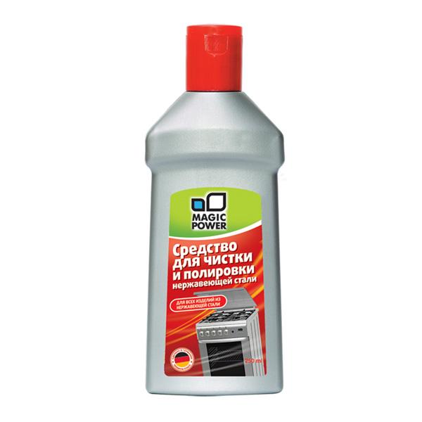 Средство для чистки и полировки нержавеющей стали, 250 мл. МР-016