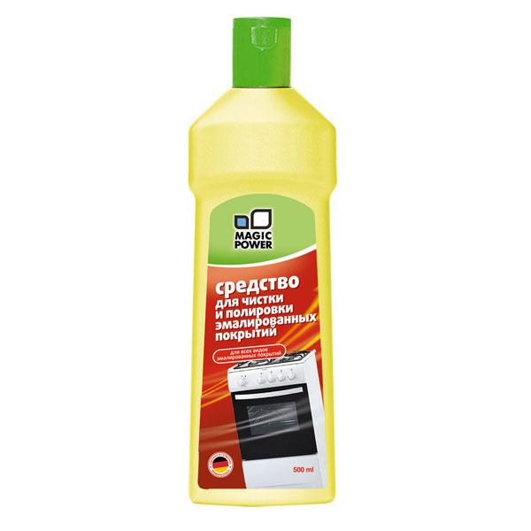 Средство для чистки и полировки эмалированных покрытий, 500 мл МР-027