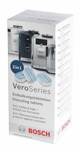 00576694 - TCZ8002 Таблетки от накипи для кофемашин Bosch TCZ8002, 3 шт.