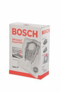 """00462586 - BBZ52AFP2U Мешки-пылесборники MEGAfilt® SuperTEX; тип """"P""""; 5 шт. в упаковке"""