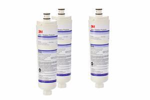 00576336 Набор: 3 шт. фильтра для воды CS-52 для холодильников Side-by-Side
