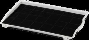00460736 - DHZ1100 Угольный фильтр для вытяжки Размеры: рама - 450 x 320 x 40 мм