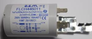 Конденсатор - сетевой фильтр (426194) B/S/H