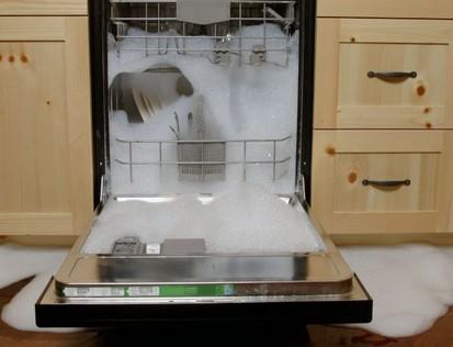 Ремонт посудомоечной машины если она протекает