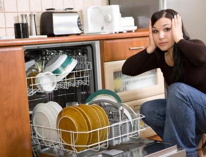 Ремонт посудомоечной машины если сильно шумит