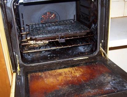 Ремонт электрической плиты если духовка греет слишком сильно