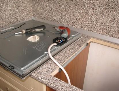 Ремонт электрической варочной панели если она не отключается