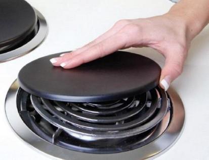 Электрическая плита не греет