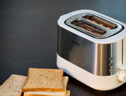 Ремонт тостера если не греет