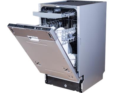 Подключение встраиваемых посудомоечных машин
