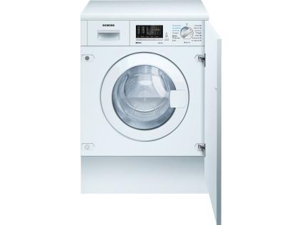 Подключение встраиваемых стиральных машин